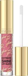 Eveline Eveline Glow and Go Błyszczyk do ust Extreme Shine nr 04 Trendy Coral  4.5ml