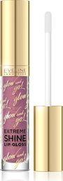 Eveline Eveline Glow and Go Błyszczyk do ust Extreme Shine nr 02 Candy Pink  4.5ml