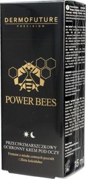 Dermofuture Precision Krem pod oczy Precision Power Bees przeciwzmarszczkowy 15ml
