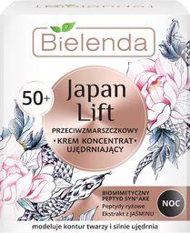 Bielenda Krem do twarzy Japan Lift 50+ ujędrniający 50ml