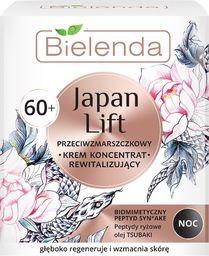 Bielenda Krem do twarzy Japan Lift 60+ rewitalizujący 50ml