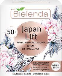 Bielenda Krem do twarzy Japan Lift 50+ SPF6 liftingujący 50ml
