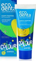 ECODENTA  Pasta do zębów Colour Surprise 6+ 75ml