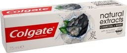 Colgate Pasta do zębów Natural Extracts Charcoal + White 75ml