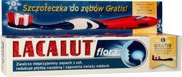 Lacalut  Pasta do zębów Flora 75ml + szczoteczka
