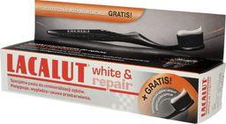 Lacalut  Pasta do zębów White & Repair 75ml + szczoteczka