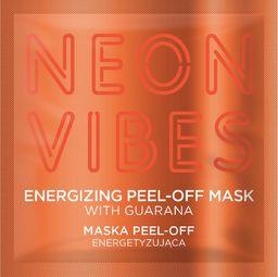 Marion Neon Vibes Maska do twarzy peel-off energetyzująca  8g