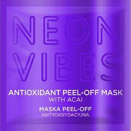 Marion Neon Vibes Maska do twarzy peel-off antyoksydacyjna 8g