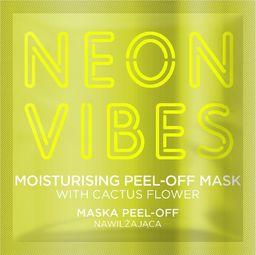 Marion Neon Vibes Maska do twarzy peel-off nawilżająca 8g