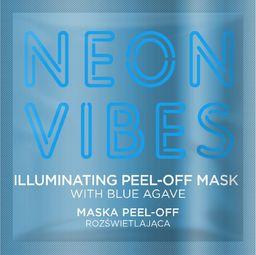 Marion Marion Neon Vibes Maska do twarzy peel-off rozświetlająca  8g
