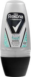 Rexona  Rexona Stay Fresh Men Dezodorant roll-on Marine 50ml