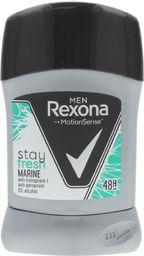 Rexona  Rexona Stay Fresh Men Dezodorant w sztyfcie Marine  50ml