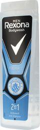 Rexona  Rexona Motion Sense Men Football Edition Żel pod prysznic 2w1 Manchester City 400ml