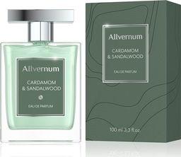 Allverne  Cardamom & Sandalwood EDP 100ml