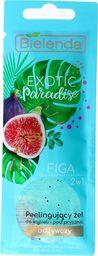 Bielenda Exotic Paradise Żel peelingujący do ciała 2w1 odżywczy Figa 25g