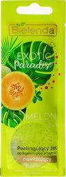 Bielenda Exotic Paradise Żel peelingujący do ciała 2w1 nawilżający Melon 25g