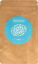 Body Boom Peeling kawowy do ciała Kokos 100g