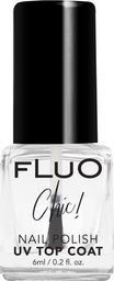 Constance Carroll Constance Carroll Lakier mini do paznokci Fluo Chic UV Top Coat  6ml