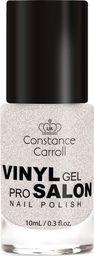 Constance Carroll Constance Carroll Lakier do paznokci z winylem nr 79 Frozen 10ml
