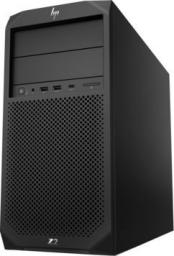 Komputer HP Z2 G4 TWR CI7-8700/8GB 256GB +2TB HDD W10P64 UHD630 GR