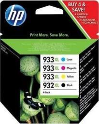 HP Tusz 932 XL/933 XL CMYK (C2P42AE)