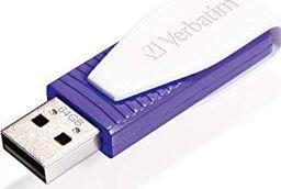 Pendrive Verbatim Verbatim STORE N GO SWIVEL USB 64GB/VIOLET