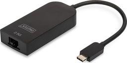 Karta sieciowa Digitus Assmann USB TYPE-C GIGABIT 2.5G/ETHERNET ADAPTER 2.5GBPS