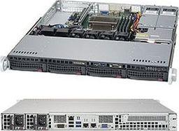 Serwer SuperMicro Barebone SuperServer (SYS-5019S-MR)