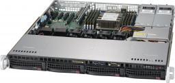 Serwer SuperMicro Barebone SuperServer (SYS-5019P-MTR)