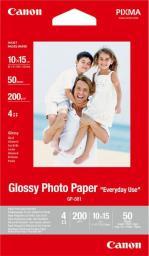 Canon Canon PHOTO PAPER GLOSSY/GP-501 4X6 50