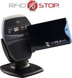 KORUMA Etui antykradzieżowe RFID - Koruma (KUK-70VBLS) Uniwersalny