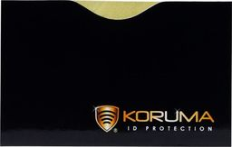 KORUMA Etui antykradzieżowe RFID - Koruma (KUK-87HBLG) Uniwersalny