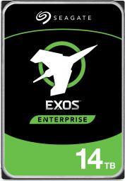 """Dysk serwerowy Seagate Exos X16 14TB 3,5"""" (ST14000NM001G)"""