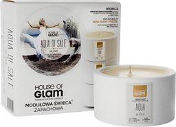 House of Glam Świeca zapachowa Aqua Di Sale Milano 200g