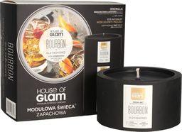 House of Glam House Of Glam Modułowa Świeca zapachowa Bourbon Old Fashioned  200g
