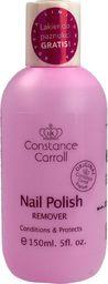 Constance Carroll Constance Carroll Zmywacz do paznokci acetonowy z odżywką 150ml