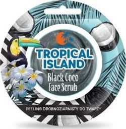Marion Marion Tropical Island Peeling drobnoziarnisty do twarzy Black Coco 8g