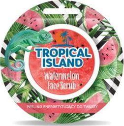 Marion Marion Tropical Island Peeling energetyzujący do twarzy Watermelon  8g