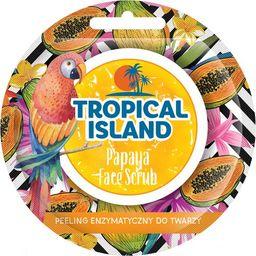 Marion Marion Tropical Island Peeling enzymatyczny do twarzy Papaya  8g