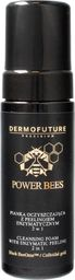 Dermofuture Precision Pianka do twarzy Power Bees 2w1 150ml
