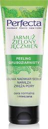 Perfecta Perfecta Oczyszczanie Peeling gruboziarnisty Jarmuż i Zielony Jęczmień 75ml