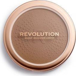Makeup Revolution Makeup Revolution Bronzer do twarzy i ciała Mega Bronzer 02 Warm