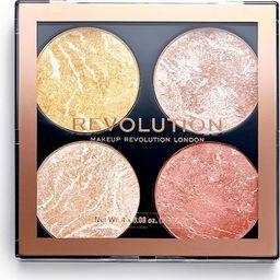 Makeup Revolution Makeup Revolution Mix bronzera i różu Cheek Kit Make it count, 1 szt.