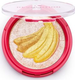 Makeup Revolution I HEART MAKEUP Rozswietlacz Banana Highlighter