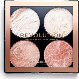 Makeup Revolution Makeup Revolution zestaw pudrów do konturowania Cheek Kit Taker A Breather, 1 szt.