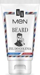 AA AA Men Beard Żel do precyzyjnego golenia brody 100ml