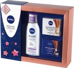 Nivea Nivea Zestaw prezentowy Premium Care 65+(krem n/dzień 50ml+krem n/noc 50ml+płyn micel. 200ml)