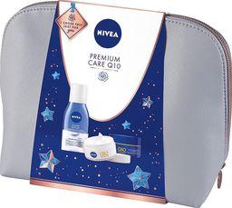 Nivea Nivea Zestaw prezentowy Premium Care Q10(krem n/dzień 50ml+krem n/noc 50ml+płyn d/dem.oczu 125ml)