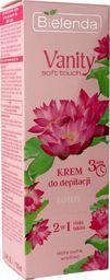 Bielenda Bielenda Vanity Soft Touch Krem do depilacji 2w1 Lotos 100ml
