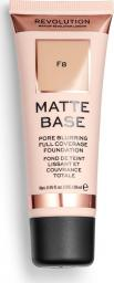 Makeup Revolution Matte Base Fundation F8 28ml